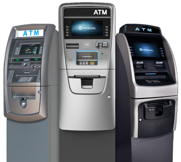 Cash-N-Go ATM - Main Banner third image - three atms